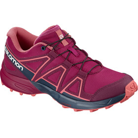 Salomon Speedcross Shoes Junior Cerise./Navy Blazer/Dubarry